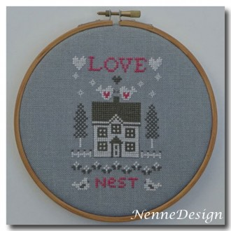 NenneDesign  Love Nest