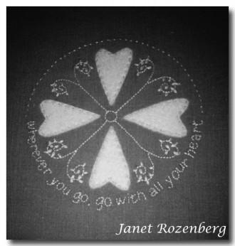 Cadeautje Janet 50