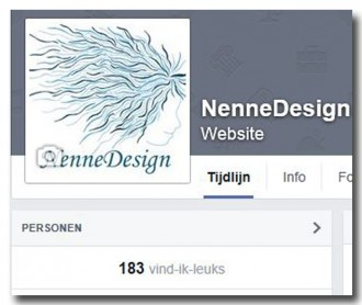 Facebook 183 likes