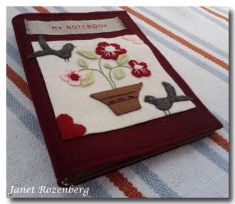 Cadeau Pamela notebook a
