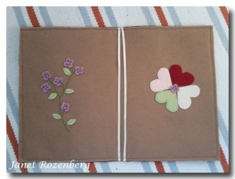 Cadeau Pamela notebook b