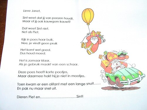 Nennedesign Borduren En Haken 187 Sinterklaas Nennedesign