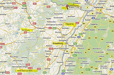 Vakantie 2010 Frankrijk 2