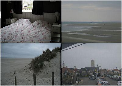 Vakantie 2010 Terschelling collage1