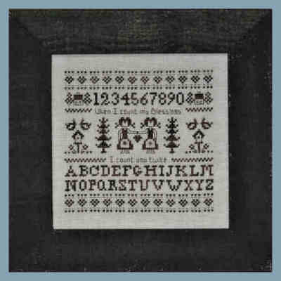 NenneDesign Sampler Blessings