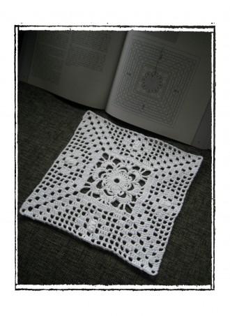 Haken eerste patroon 1b