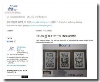 NenneDesign @ The stitching room