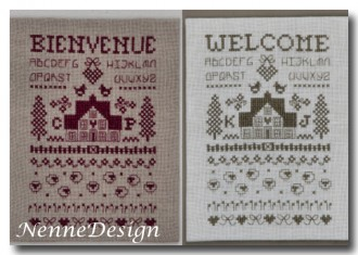 NenneDesign Bienvenue-Welcome
