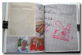 Corrie Flow vakantieboek