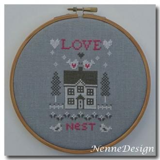 NenneDesign  Love Nest