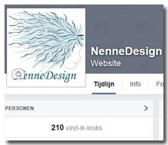 Facebook 210 likes