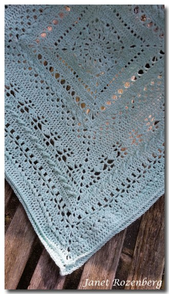 Crochet Along 2015 tm week 11d